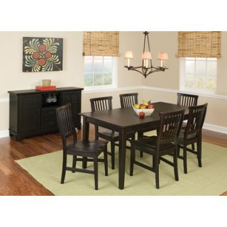 Home Styles Arts and Crafts 5 Piece Dining Set   5181 318
