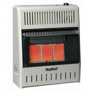 18,000 BTU Infrared Natural Gas Wall Space Heater