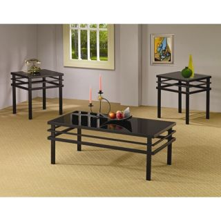 Coffee Table Sets with Glass Table Top