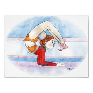 Rhythmic Gymnastic is a beautiful sport that incorporates the elegant