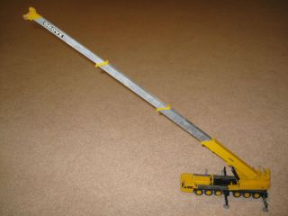 Grove NZG Industrial Diecast Crane w Germany