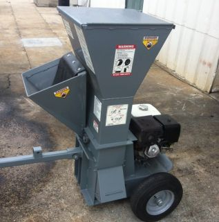 Dosko Chipper Mulcher Honda Wood Chipper 13 16T 13H