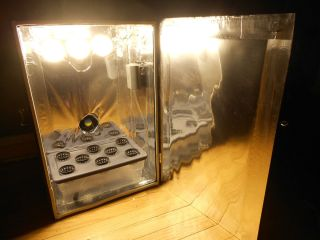 Stealth Hydroponic Grow Box PC Style Grow Cabinet Complete System All