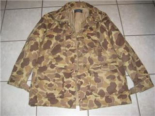 Mountain Prairie Camo Hunting Jacket Duck GOOSE Deer Size XL
