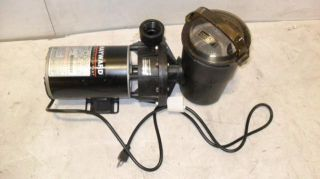 Hayward PowerFlo 1 1 2 HP Above Ground Pool Pump SP1580X15