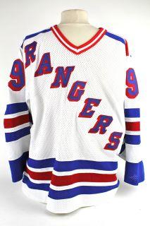 Wayne Gretzky NY Rangers Autographed Jersey JSA Product Image