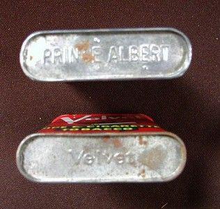 Vintage Tobacco/Cigar Tins   Prince Albert, Velvet, Havana Honeys