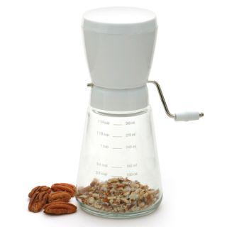 Norpro Hand Crank Nut Walnut Almond Peanut Chopper Cutter Grinder Time