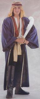 Adult Role Play Renaissance Warrior Arabian Men Costume