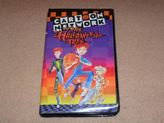 Tree VHS Video Cartoon Network Hanna Barbera 1996 Leonard Nimoy