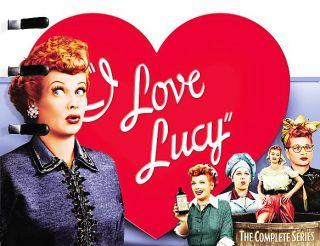 Newly listed I Love Lucy   The Complete Series (DVD, 2007, 34 Disc Set