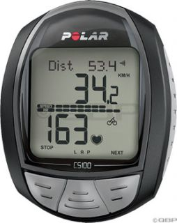 polar cs100 cycling heart rate monitor the cs100 is the perfect