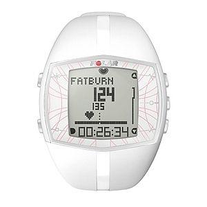 Polar FT40F Heart Rate Monitor White 1 Ea
