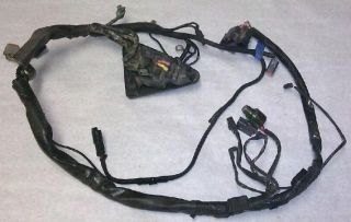 2001 Harley Davidson Sportster Factory Wiring Harness Module Ignition