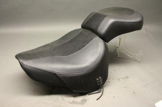 harley davidson seat milsco 010948 nice seat fits softail came off