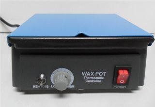 Wax Heater Pot Thermostatic Control 110 220V 345 1115