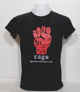 Machine T Shirt Top Emo Hardcore Rap Funk Metal Rock Band s XL