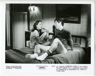 Movie Still Elliot Gould Jennifer ONeill Whiffs 1975