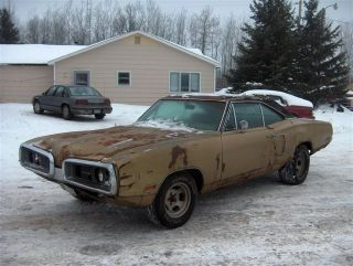 Two 1970 Dodge Coronet 2 door hardtopswill take payments