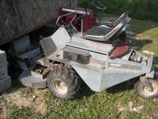 Grazer 1800 Hydrostatic Mower