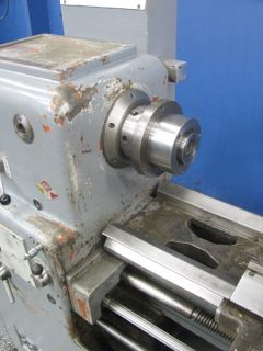 Graziano 12 x 32 Geared Head Gap Bed Engine Lathe Sag 12