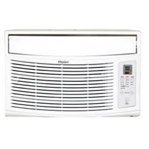 Haier ESA410K Window Air Conditioner 10000 BTU H Green