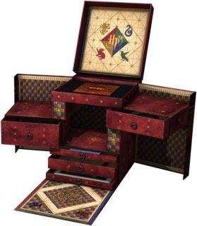 Harry Potter Wizards Collection Box Set Blu Ray DVD UV Copy Region