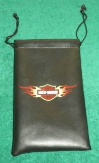 Harley Davidson Sunglass Pouch Sunglasses Case