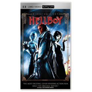 Hellboy (Directors Cut) (2004) UMD Video for PSP
