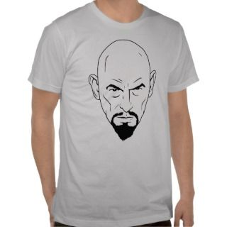 Anton Lavey Portrait T Shirt