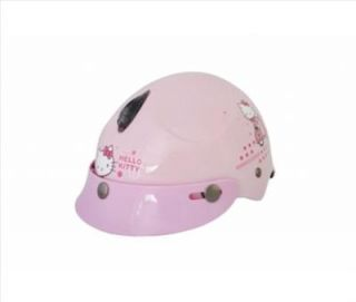 get this hello kitty half helmet for riding in style safety fun made