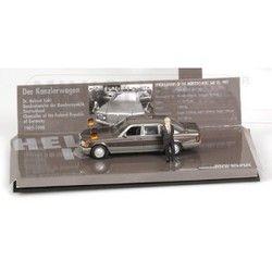 43 1989 Mercedes Benz 500 Sel Limousine Helmut Kohl 436039300