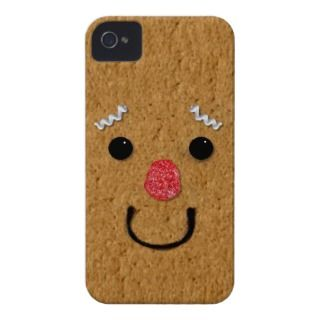 Gingerbread Man iPhone 4 Case