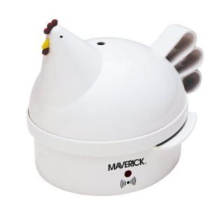 Maverick Sec 2 Henrietta Hen Egg Cooker Poacher Steamer