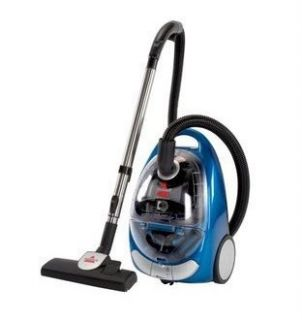 New Bissell Opticlean Cyclonic HEPA Canister Vacuum Cleaner