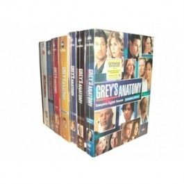 Greys Anatomy The Complete Seasons 1 8 1 2 3 4 5 6 7 8 Brand New