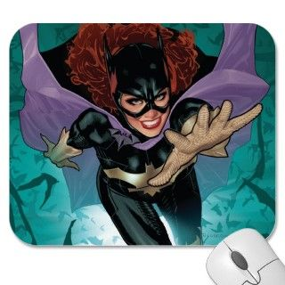 The New 52   Batgirl #1 Mousepads