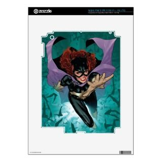 The New 52   Batgirl #1 Skins For iPad 3
