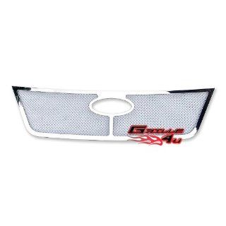 10 12 2011 2012 Ford Fusion Stainless Steel Mesh Grille Grill Insert