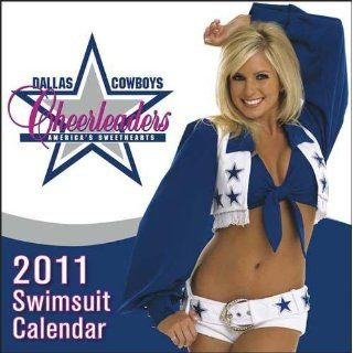 Dallas Cowboys Cheerleaders 2011 Desk Calendar: Office Products