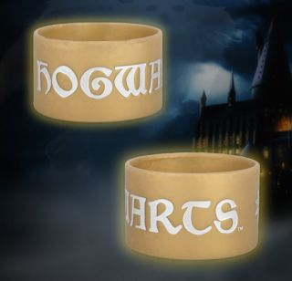 Harry Potter DH2 Hogwarts Rubber Bracelet Wristband