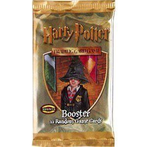 Harry Potter Trading Card Game TCG Booster Pack