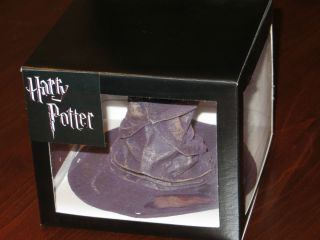 Tonner Harry Potter Sorting Hat NRFB