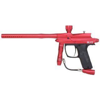 Azodin Blitz Paintball Gun   Matte Red