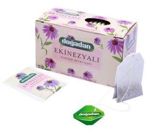 Dogadan Turkish Herbal Tea Special Days for Women Echinacea Cinnamon