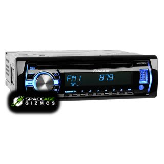 X5500HD in Dash CD  USB Car Stereo Receiver with HD Radio