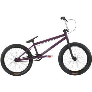 Premium Garrett 2011 BMX Bike Bicycle TRICK BIKE EggPlant