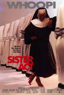 Poster 27x40 D Whoopi Goldberg Maggie Smith Harvey Keitel Bill