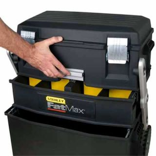Stanley 020800R FatMax 4 in1 Mobile Work Station for Tools and Parts