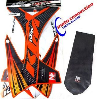 KTM team N Style graphics kit KTM SXF 250 350 450 11 12